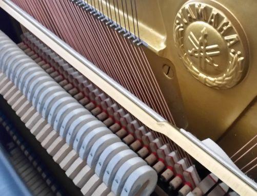 pianoforte ricondizionato YAMAHA U1